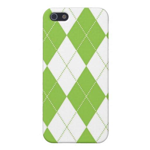 caso del iPhone 4 - diamante Argyle - cal iPhone 5 Cárcasas