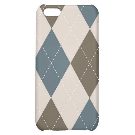 caso del iPhone 4 - diamante Argyle - olivo