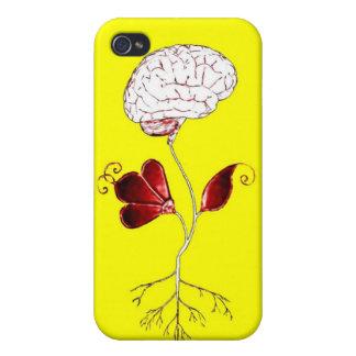 caso del iPhone 4 - el teléfono del filósofo: Médu iPhone 4 Fundas