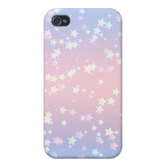 caso del iPhone 4 - estrellas 3 iPhone 4 Cobertura
