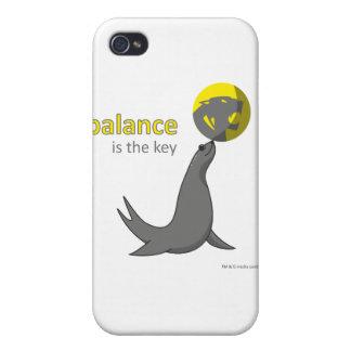 caso del iphone 4 - la balanza es la llave iPhone 4 carcasa