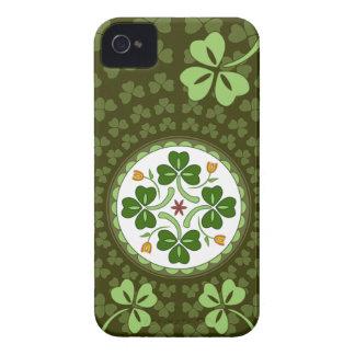 caso del iPhone 4 - maleficio irlandés de la buena iPhone 4 Fundas