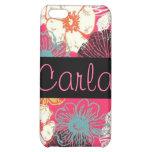 caso del iPhone 4 - mezcla floral asiática