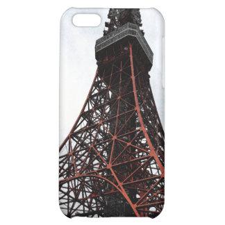 Caso del iPhone 4G de la torre de Tokio