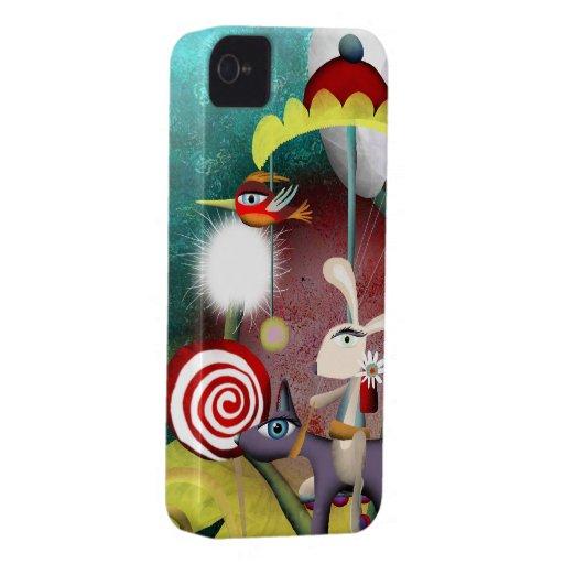caso del iPhone 4S - Case-Mate iPhone 4 Cárcasas