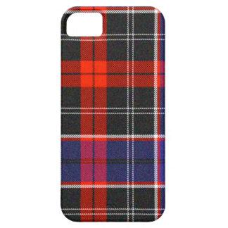 Caso del iPhone 5/5S Barely There de obispo Tartan iPhone 5 Carcasas