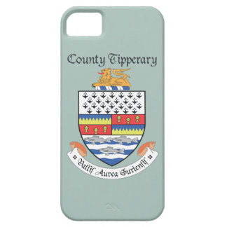 Caso del iPhone 5/5S Barely There de Tipperary iPhone 5 Carcasa
