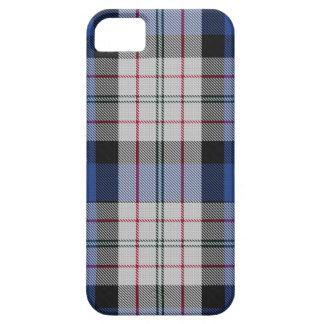 Caso del iPhone 5/5S Barely There del tartán de Fe iPhone 5 Case-Mate Carcasas