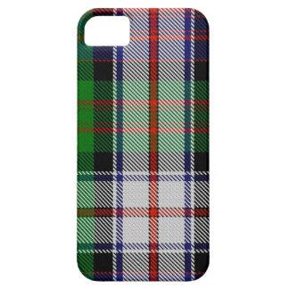 Caso del iPhone 5/5S Barely There del tartán de iPhone 5 Case-Mate Cárcasas