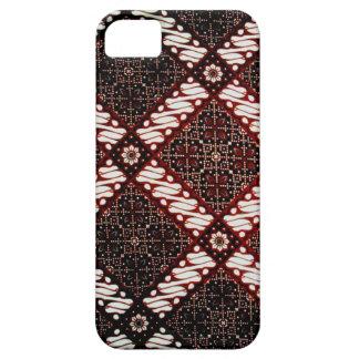 caso del iphone 5/5s con el pattern# único del bat iPhone 5 protector