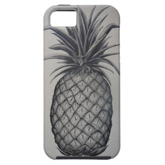 Caso del iPhone 5/5S de Comosus de la piña iPhone 5 Case-Mate Cárcasas