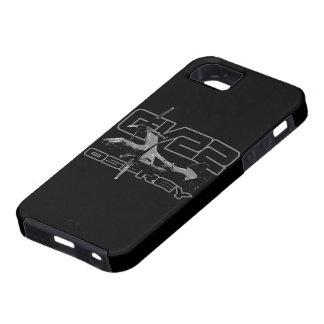 Caso del iPhone 5/5S de CV-22 OSPREY iPhone 5 Fundas