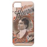 Caso del iPhone 5/5s de Houdini iPhone 5 Case-Mate Funda