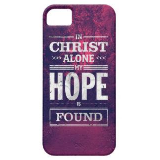 Caso del iPhone 5/5s de la esperanza Funda Para iPhone 5 Barely There