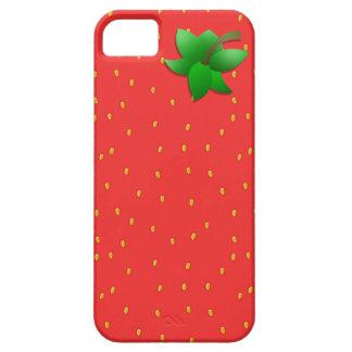 Caso del iPhone 5/5S de la fresa Funda Para iPhone SE/5/5s