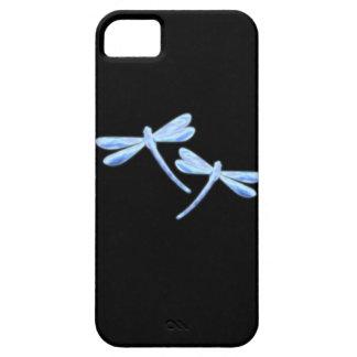 Caso del iPhone 5/5s de la libélula - resplandor iPhone 5 Funda