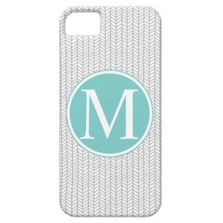 Caso del iPhone 5/5S de la raspa de arenque del mo iPhone 5 Case-Mate Protectores