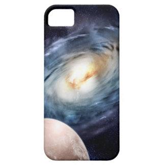 Caso del iPhone 5/5S de la Sistema Solar de la iPhone 5 Carcasa