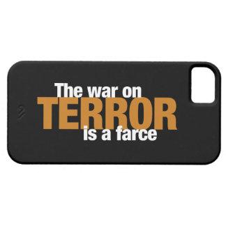 Caso del iPhone 5/5S de las redes del terror iPhone 5 Funda