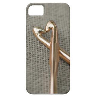 Caso del iPhone 5/5s de los amantes del ganchillo iPhone 5 Carcasas
