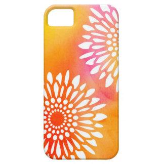 Caso del iPhone 5/5s de los girasoles de la iPhone 5 Case-Mate Carcasa