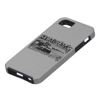 Caso del iPhone 5/5S de M1 Abrams Funda Para iPhone SE/5/5s