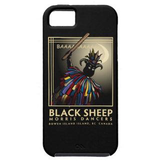 Caso del iPhone 5/5S de Morris de las ovejas iPhone 5 Case-Mate Protectores