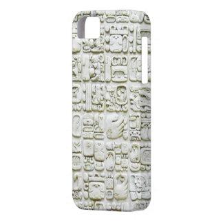 Caso del iphone 5/5s de Mythos del maya Funda Para iPhone SE/5/5s