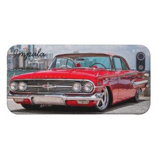 Caso del iPhone 5/5s de Rod de la calle del impala iPhone 5 Fundas