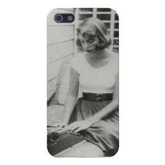 Caso del iPhone 5/5S de Sylvia Plath iPhone 5 Carcasas
