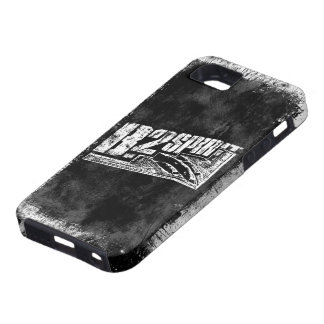 Caso del iPhone 5/5S del alcohol B-2 iPhone 5 Funda