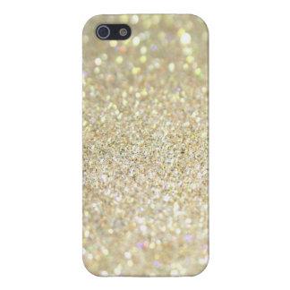 Caso del iPhone 5/5S del brillo de la perla iPhone 5 Carcasa