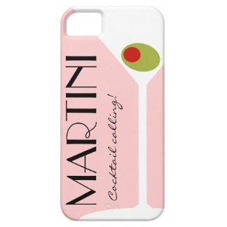 Caso del iPhone 5/5S del cóctel de Martini iPhone 5 Carcasa