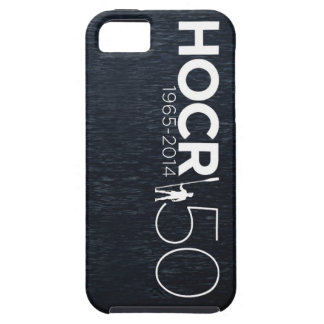 Caso del iPhone 5/5s del fondo del agua HOCR50 iPhone 5 Case-Mate Cobertura