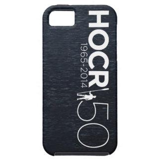 Caso del iPhone 5/5s del fondo del agua HOCR50 iPhone 5 Case-Mate Cárcasas