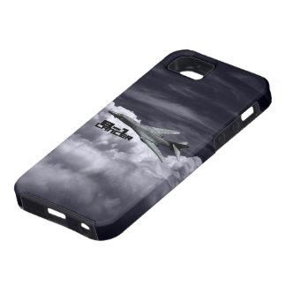 Caso del iPhone 5/5S del lancero B-1 iPhone 5 Carcasas
