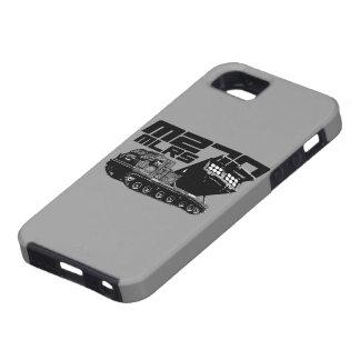 Caso del iPhone 5/5S del MLRS M270 iPhone 5 Carcasa