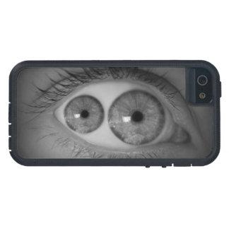 Caso del iPhone 5/5S del ojo del mutante iPhone 5 Case-Mate Cárcasa