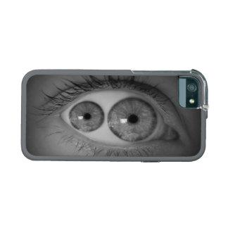 Caso del iPhone 5/5S del ojo del mutante