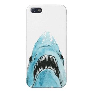 Caso del iPhone 5/5S del tiburón iPhone 5 Fundas