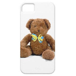caso del iPhone 5/5S que apoya Síndrome de Down iPhone 5 Case-Mate Protectores