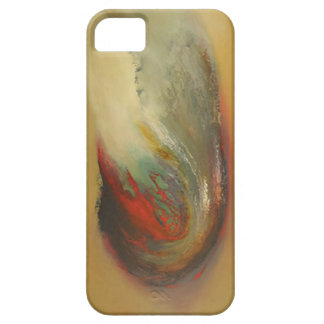 """caso del iPhone 5, aceite abstracto """"onda de la iPhone 5 Case-Mate Fundas"""