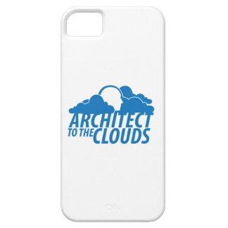 caso del iPhone 5 - arquitecto a las nubes Funda Para iPhone 5 Barely There