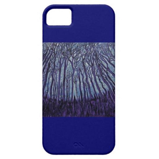 caso del iPhone 5 - bosque de Stardust iPhone 5 Case-Mate Cobertura