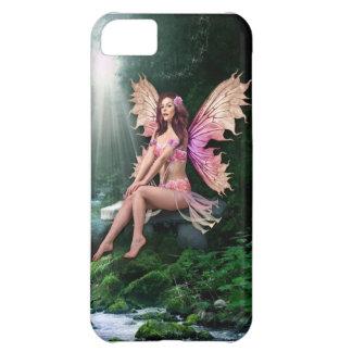 caso del iPhone 5 con arte de hadas