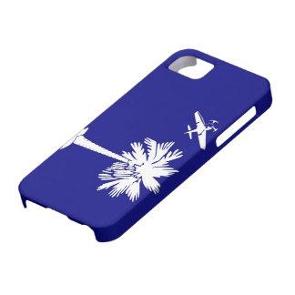 caso del iPhone 5 con la bandera de la mafia de RC iPhone 5 Carcasa