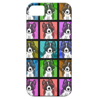 Caso del iPhone 5 de Akita del arte pop Funda Para iPhone SE/5/5s