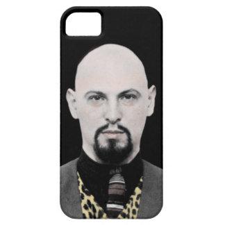 Caso del iPhone 5 de Anton LaVey iPhone 5 Funda