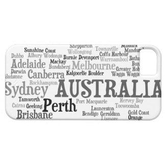 Caso del iPhone 5 de AUSTRALIA iPhone 5 Case-Mate Cárcasas