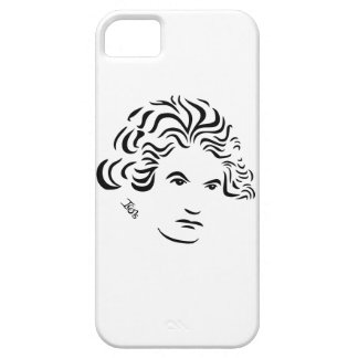 Caso del iPhone 5 de Beethoven iPhone 5 Funda